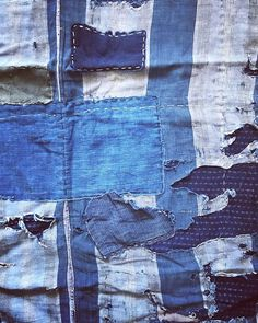 Are you ready to boro? - One-of-a-kind vintage Japanese indigo cotton boro blankets, scarves and textiles available @hugomentosf now. - Come see the unique character and history of each piece. DM, email or call for inquiry and purchase. . . . . . #japaneseboro #rags #tatters #sashiko #mending #mottainai #patchwork #wabisabi #mingei #japanesefolkcraft #japanesetextiles #vintagejapanesetextiles #borotextiles #boroscarf #indigoblue #indigocampingtrailer #handcrafted #craftsmanship #paintinglike…