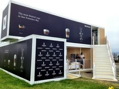 pop up restaurants | Pop Up Restaurants: Nespresso Pop-Up Cafes at the America's Cup