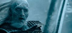 White Walker and Jon Snow - Hardhome - Season 5 Episode 8