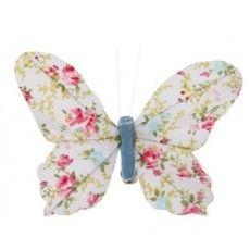 papillons déco anniversaire