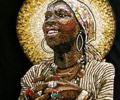 Mosaic at the Venice Biennale Part 3: Domingo Zapata and Koko Mosaico | Mosaic Art NOW