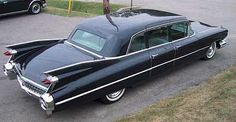 1959 Cadillac Fleetwood 75 Limousine