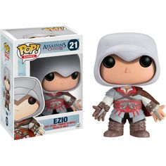 Buy Assassins Creed Ezio Pop! Vinyl Figure from Pop In A Box UK, the home of Funko Pop Vinyl subscriptions and more. Worldwide delivery available!