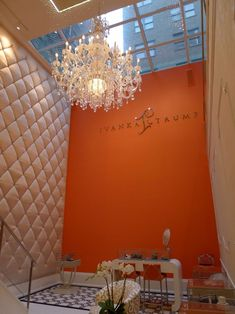 NY3 Design Group transformed an empty 2500 sf SoHo space into a high end retail boutique for Ivanka Trump Fine Jewelry.
