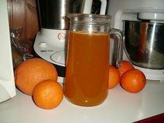 Sciroppo di mandarino Cukò imetec.... ricetta su ortodellafantasia.com
