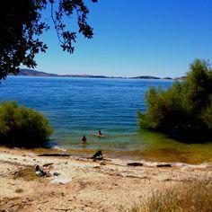 Folsom lake California