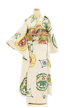 振袖 アンティーク - きものカタログ - 衣裳らくや RENTAL / きもの、婚礼衣装のレンタル