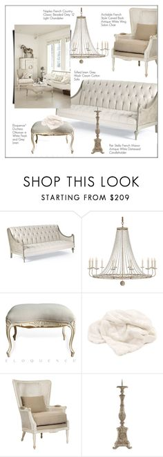 Shabby Chic by kathykuohome on Polyvore featuring interior, interiors, interior design, home, home decor, interior decorating, homedecor and shabbychic