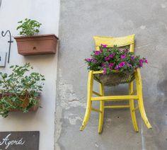 A street in Palazzolo Acreide