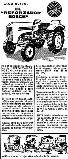 tractores antiguos, página 139 | Foro de Maquinaria Agrícola | 4342 | Agroterra - Agroterra