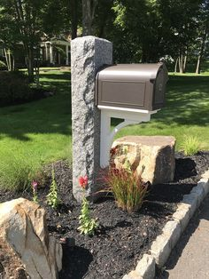 59 Best Granite Lamp Posts, Mailbox Posts, and Fence Posts