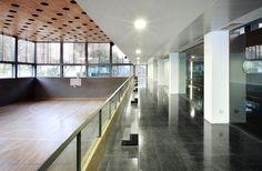 Edifício Poliesportivo,© José Hevia
