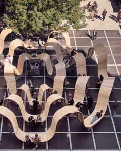 2019 London Design Festival Landmark Project – Please Be Seated by Paul Cockse. 2019 London Design Festival Landmark Project – Please Be Seated by Paul Cockse. Model Architecture, Architecture Design Concept, Landscape Architecture Drawing, Commercial Architecture, Landscape And Urbanism, Architecture Diagrams, Cultural Architecture, Architecture Portfolio, Landscape Designs