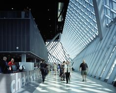 Gallery of Seattle Central Library / OMA + LMN - 5