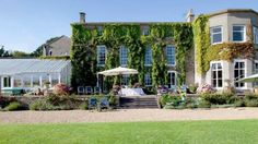 Pennard House featured in the Highh 50 wellness retreats to go on before Christmas!