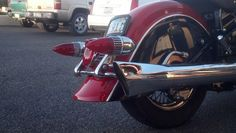 """These beautiful and distinctive """"Dagmar Lights"""" add excitement and enhanced visibility to your Harley. """"Dagmar"""" saddle bag lights can be wired as you choose for running, directional and brake lighting*. Kawasaki Drifter, Rear Ended, Tail Light, Cadillac, Touring, Saddle Bags, Harley Davidson, Bike, Lights"""