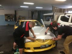 Car wrapping requires careful planning before starting the wrap design. This article will take you through the simple steps on how to wrap a car perfectly. Successful car wrapping starts with having an exact image of the car before you start planning the wrap design. Nonetheless, there is a procedure to follow that ensures you do a good job.