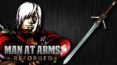 Man At Arms | Forjaram a espada do Dante de Devil May Cry | Geek Project