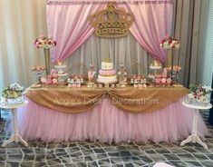 Best Baby Shower Ideas For Girs Gold Princess Party 22 Ideas Shower Party, Baby Shower Parties, Baby Shower Themes, Baby Shower Decorations, Shower Ideas, Princess Theme, Baby Shower Princess, Baby Princess, Princess Aurora Party