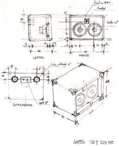 [Aporte] Planos para cajas Ampeg SVT 115E y SVT 210HE