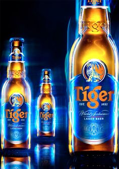 Tiger Beer Campaign on Behance