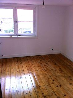 oude houten vloer restauratie