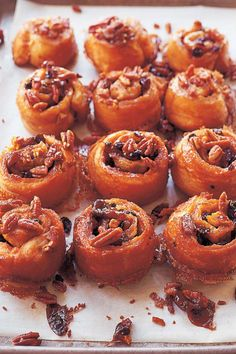 Easy Sticky Buns- worth getting up for!