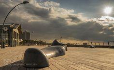 Tel-Aviv Port by nicolamastrandrea