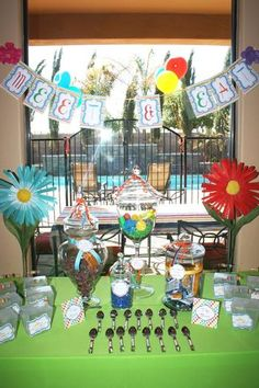 7 best meet hannah party images on pinterest baby shower parties meet eat isnt she sweet party for m4hsunfo