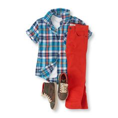 F14-26-S2-1 Children's Place Outfit