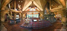 Pioneer Log Homes ~ Williams Lake B.C.