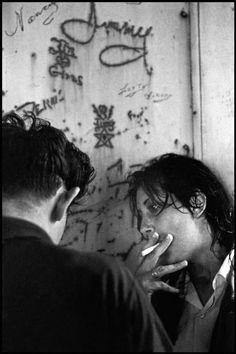Bruce Davidson, Brooklyn Gang, New York, USA, 1959. © Bruce Davidson/Magnum Photos.