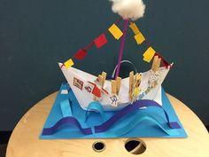 Boot van Sint