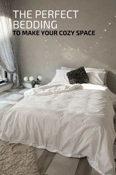 Soft stonewashed cotton bedding, for your dreamy relaxed bedroom where luxury meets comfort. Learn more about Ginkova bedding. Duvet Bedding, Crib Bedding Sets, Cotton Bedding, Modern Bed Sheets, Soft Bed Sheets, Best Bedding Sets, Luxury Bedding Sets, Simple Interior, Bedroom Plants