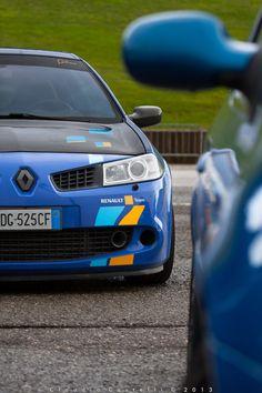 Renault Megane RS & Clio