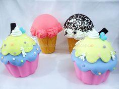 Cupcake Cenográfico