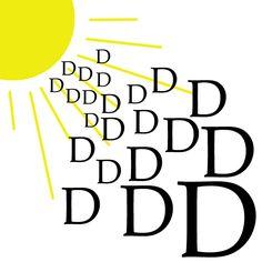 De zon en de onmisbare vitamine D.. Levensessentieel.. Maar... Helaas onbewezen.. Flauwekul..? Nee, toon 'bewijs', anders bega je een misdrijf. Valse gezondheidsclaims..!