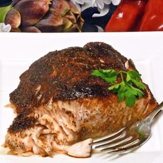 Cocoa Spiced Salmon Recipe: Cocoa Spiced Salmon Recipe