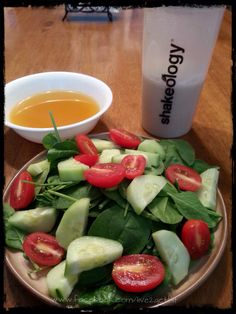 3-Day Refresh dinner day 1. Time to get my healthy eating back on track.