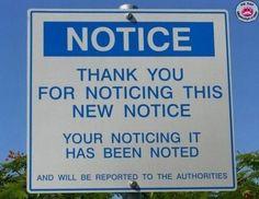 Une nouvelle notice à notifier !