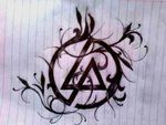 Linkin Park Tattoo by BrittneyBandit  I WANT THIS