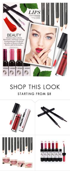 """Newchic Anniversary SALE!"" by yexyka on Polyvore featuring Belleza y NARS Cosmetics"