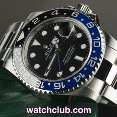"Rolex GMT-Master II ""Bruiser"" - 2 Months Old! REF: 116710BLNR 