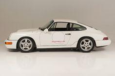 1992 Porsche 911 Carrera Cup car - Exotic and Classic Car Dealership specializing in Ferrari, Porsche, Chevrolet and collector cars.