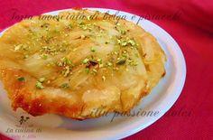Torta rovesciata di belga  #ricette #food #recipes