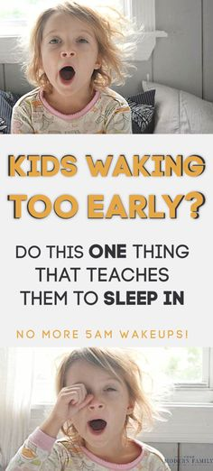 kids are waking too early in the morning - try this! Kids waking up too early? You can teach your early risers to sleep in with this ONE tip. It's the key to teaching them to naturally reset their internal alarm and get them to sleep in. No more wakeups! Toddler Sleep, Kids Sleep, Baby Sleep, Mom And Baby, Baby Love, Kids And Parenting, Parenting Hacks, Foto Baby, Friends Mom