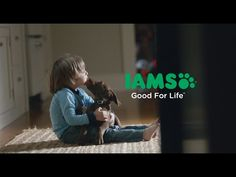 A Boy and His Dog Duck. IAMS. (Short Version)