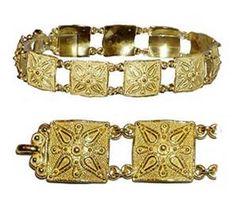 gioielli etruschi - Bing images