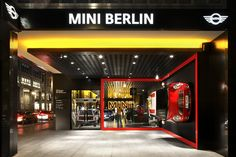 BMW MINI showroom by Plajer & Franz, Berlin – Germany