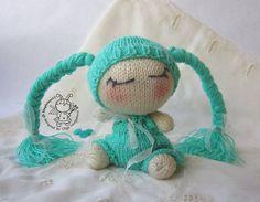 Pebble doll  for sleep